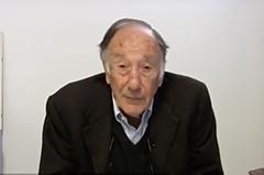 Encuentros clínicos y psicosociales con el Dr. Luigi Cancrini